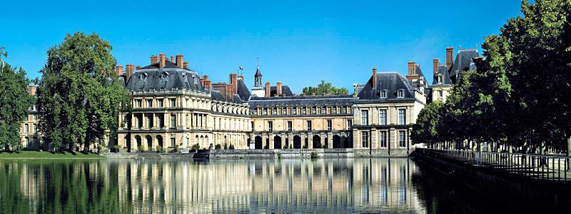 le chateau de fontainebleau my paris visit discovery. Black Bedroom Furniture Sets. Home Design Ideas